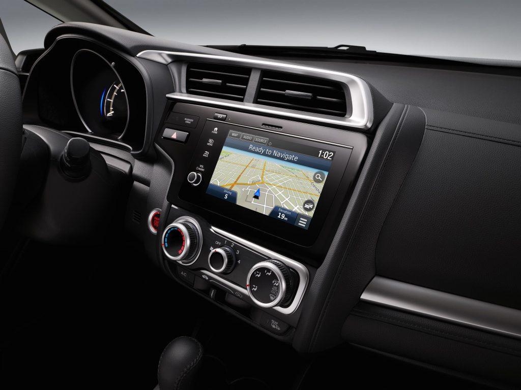 Honda Fit 2020 - Painel, multimídia