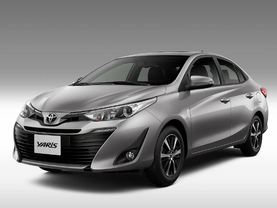 Novo Toyota Yaris 2020 - Preço, Consumo, Ficha Técnica, Fotos, Avaliação
