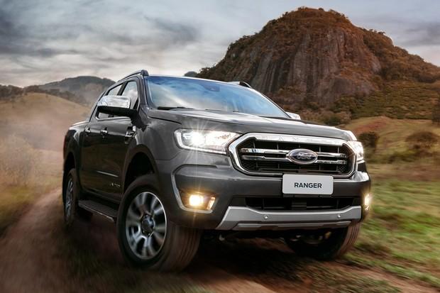 Nova Ford Ranger 2020 - Preço, Valores, versões