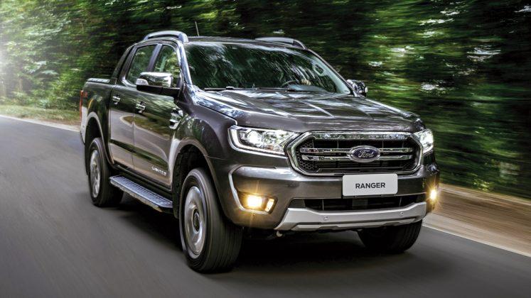 Nova Ford Ranger 2020 - Preço, Consumo, Ficha Técnica, Avaliação, Fotos
