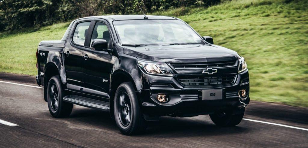 Nova Chevrolet S10 2020 - Preço, Consumo, Ficha Técnica, Avaliação, Fotos