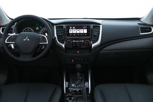 Nova L200 Triton 2020 - Interior, painel, volante