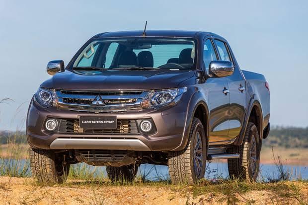 Nova Mitsubishi L200 Triton 2020 - Preço, Consumo, Ficha Técnica, Avaliação, Fotos