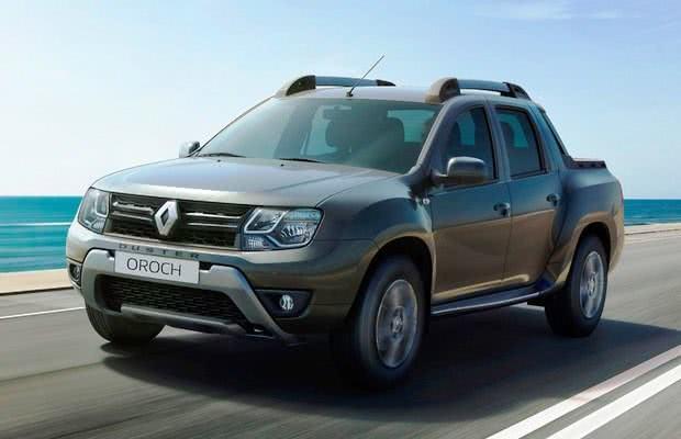 Novo Renault Duster Oroch 2020 - Preço, Consumo, Ficha Técnica, Avaliação, Fotos