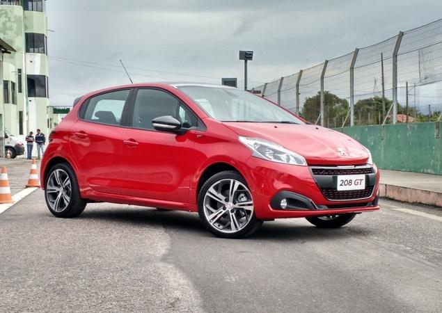 Peugeot 208 2020 - Preço, Consumo, Ficha Técnica, Avaliação, Fotos