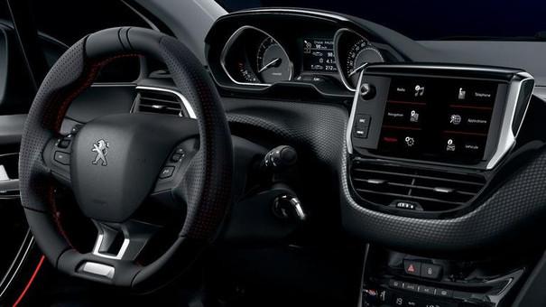 Novo Peugeot 208 2020 - Kit multimídia