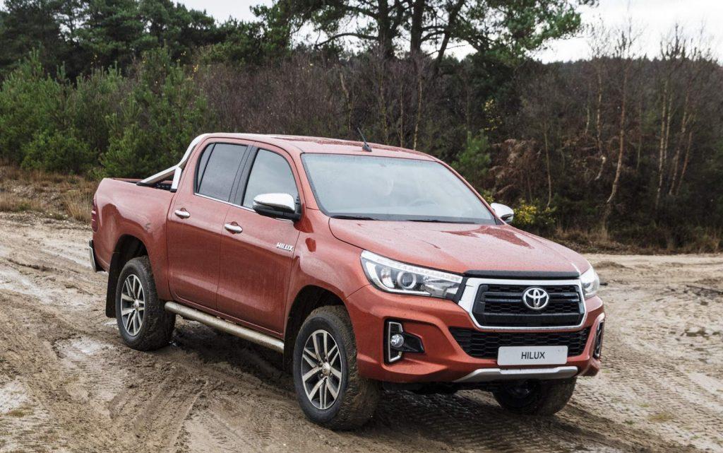 Nova Toyota Hilux 2020 - Valores, Modelos