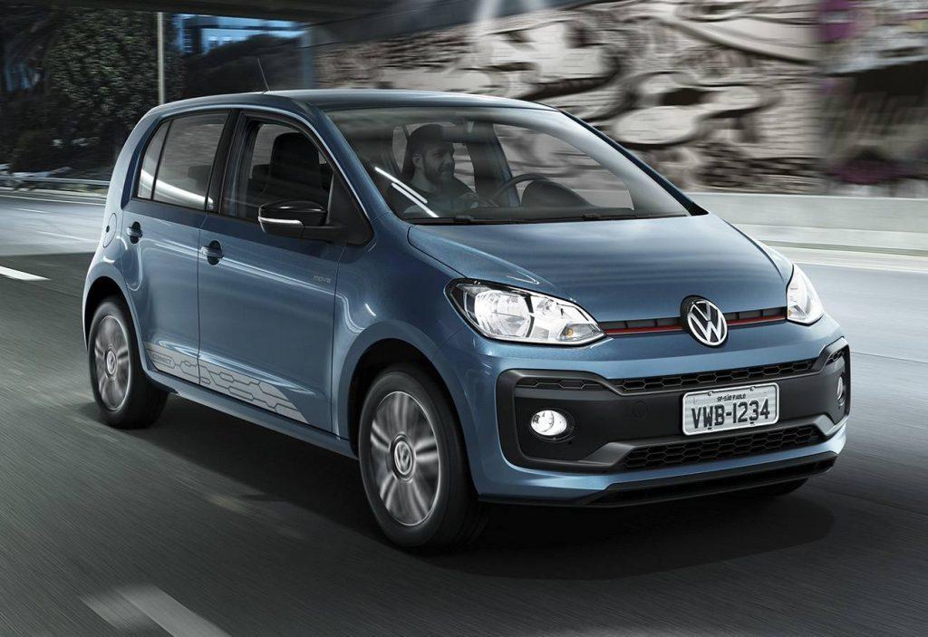 Novo Volkswagen UP 2020 - Frente