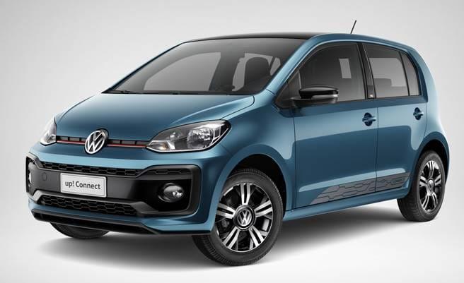 Novo Volkswagen UP 2020 - Preço, Consumo, Ficha Técnica, Avaliação, Fotos