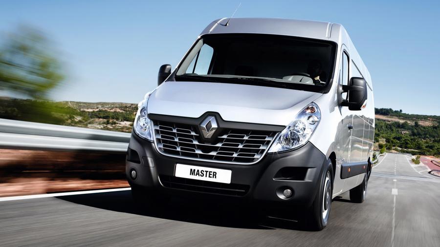 Novo Renault Master 2020 -Consumo (Gasolina, etanol)