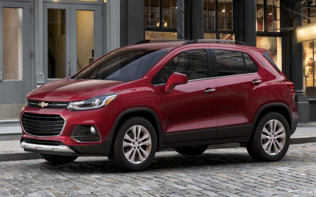 Novo Chevrolet Tracker 2020 - Preço