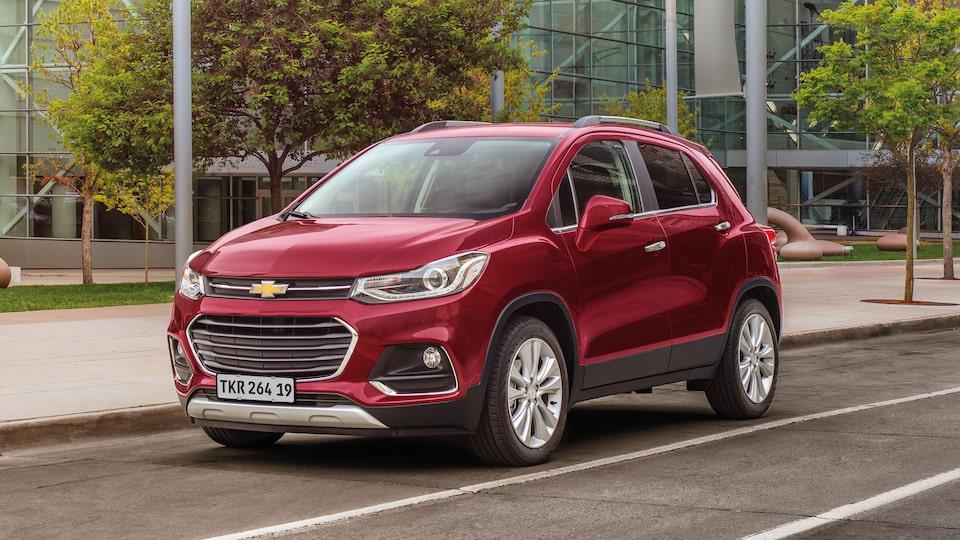 Novo Chevrolet Tracker 2020 - Preço, Consumo, Ficha Técnica, Avaliação, Fotos