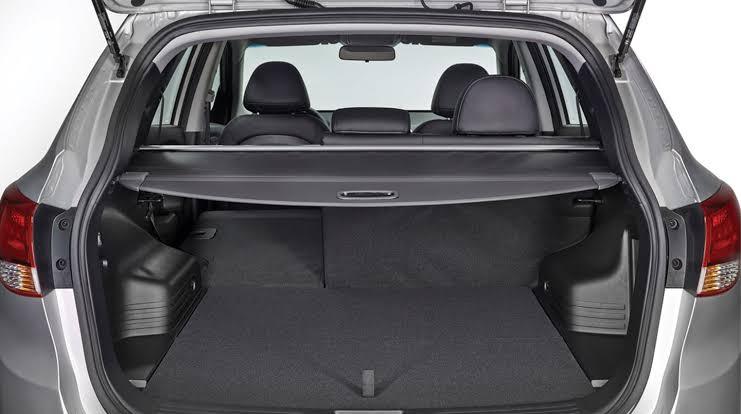 Hyundai ix35 2020 - porta malas