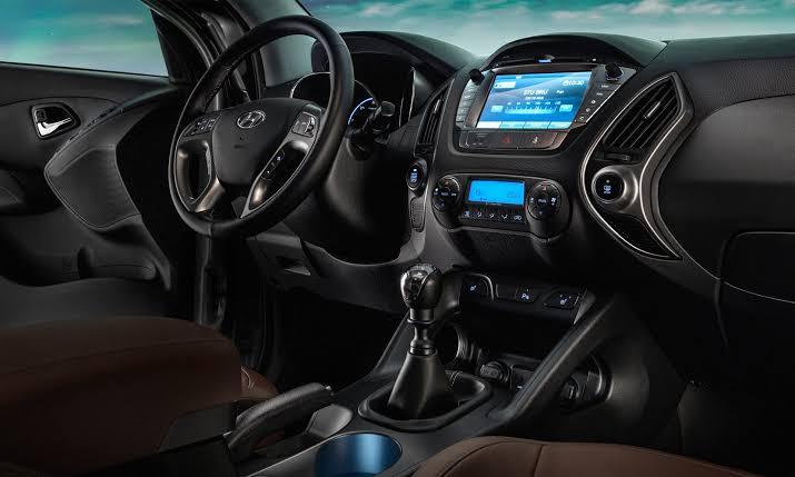 Novo Hyundai ix35 2020 - Interior, por dentro