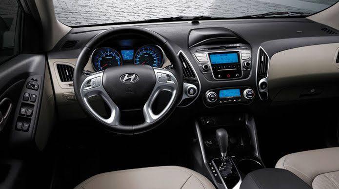 Novo Hyundai ix35 2020 - kit multimídia, bancos de couro