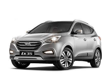 Novo Hyundai ix35 2020 - Preço, Consumo, Ficha Técnica, Fotos
