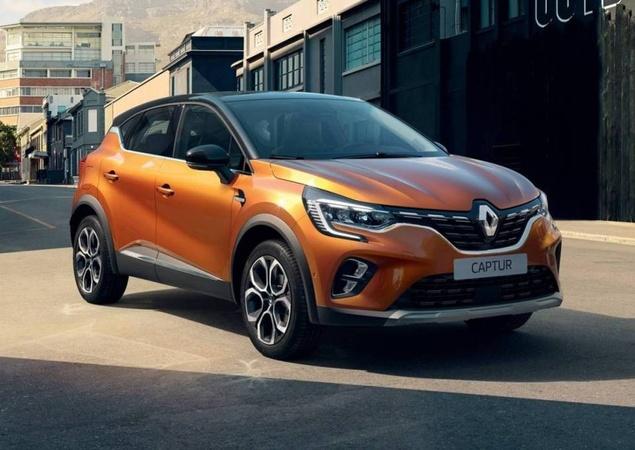 Novo Renault Captur 2020 - o que mudou, valores