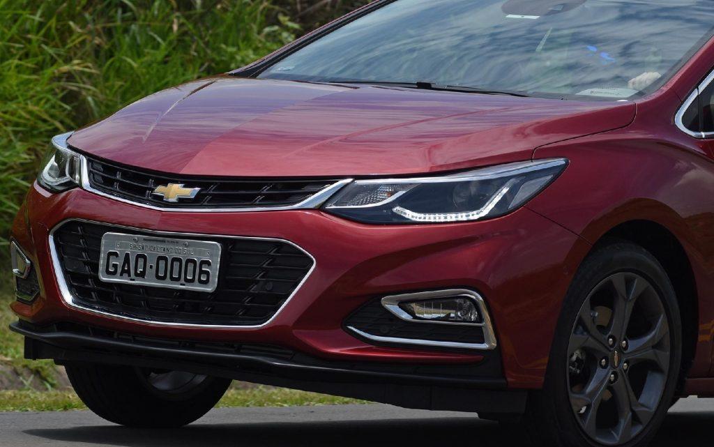 Novo Chevrolet Cruze Sport6 2020 - Preço, Consumo