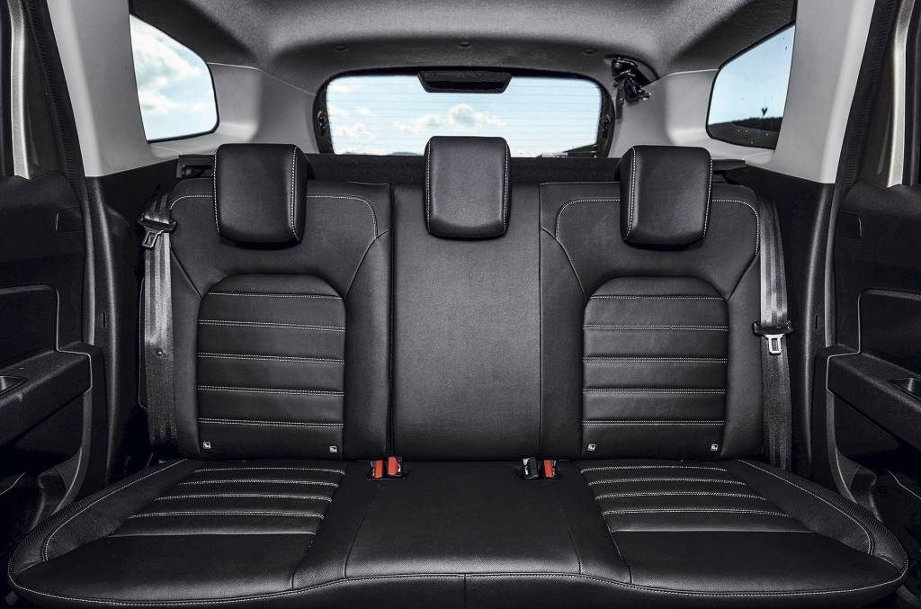 Duster 2020 - Interior
