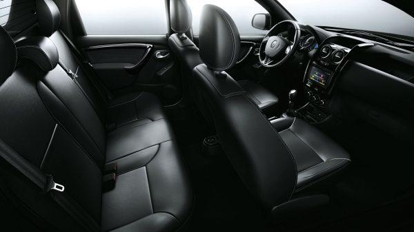 Duster 2020 - Interior, por dentro, painel