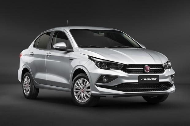Novo Fiat Cronos 2020 - Valor