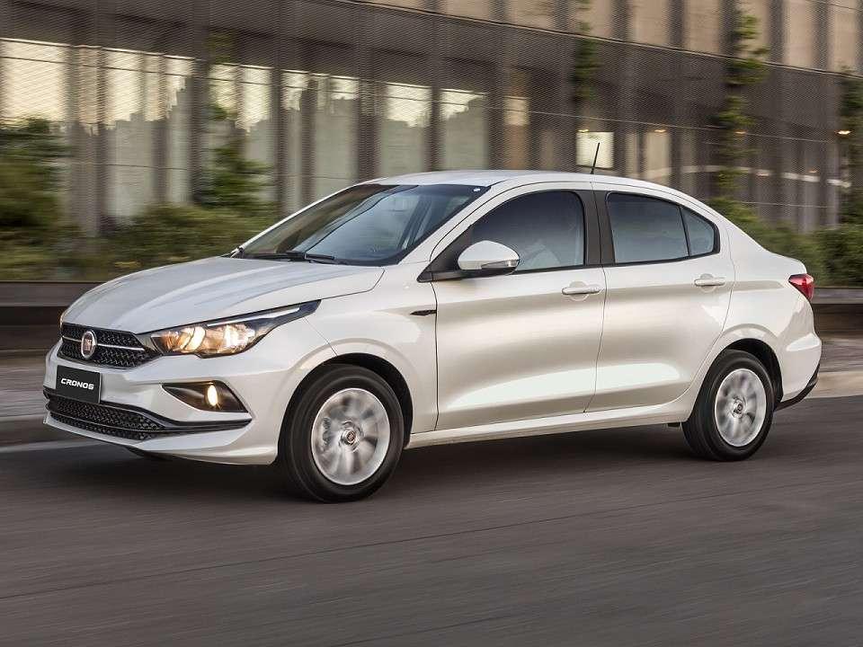 Novo Fiat Cronos 2020 - Preço, Consumo, Ficha Técnica, Avaliação, Fotos