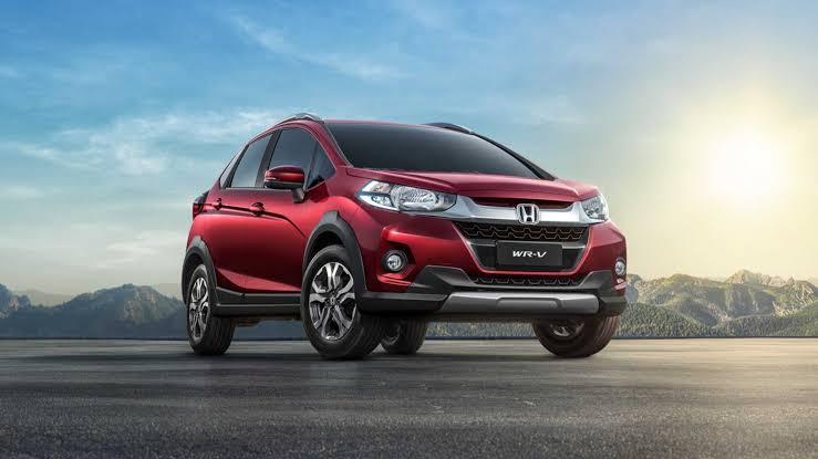 Novo Honda WRV 2020 - Valor, itens de série